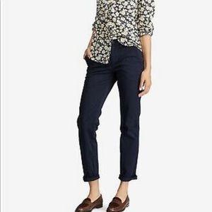 🆕Ralph Lauren Chino Navy Pants/Sz:10P/NWT
